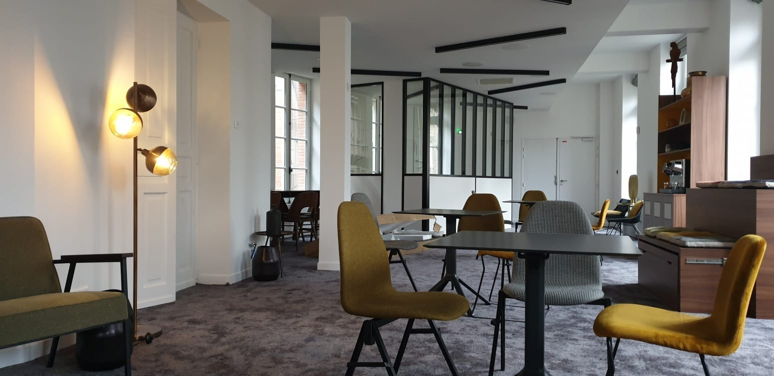 Locaux onepoint Toulouse