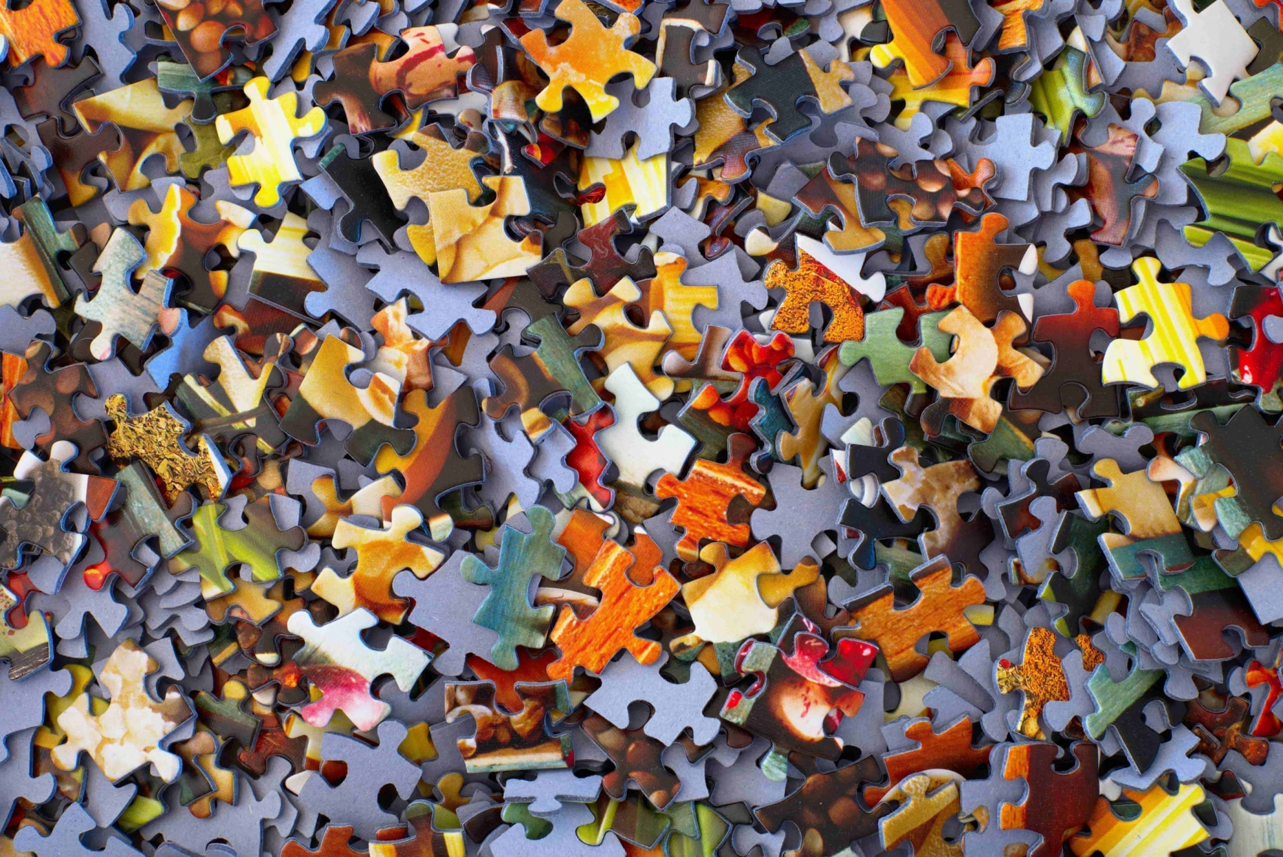 Pièces de puzzles