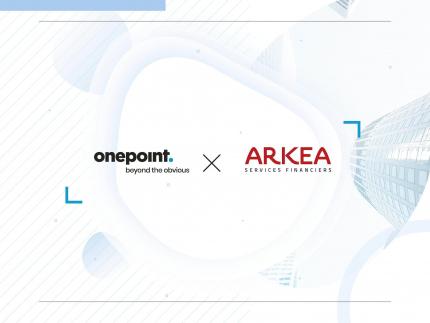 Arkéa s'associe à onepoint pour développer les métiers de la banque de demain