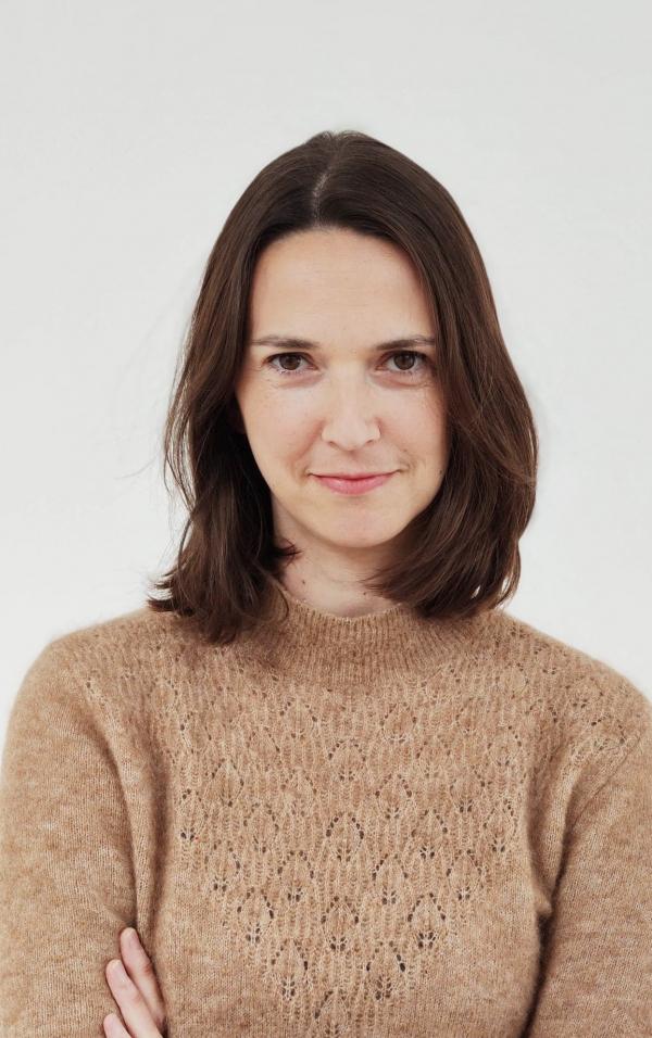 Portrait Claire Etienney