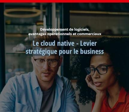 Le cloud native – Levier stratégique pour le business