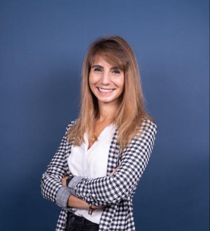 Alexandra Delmas talent onepoint